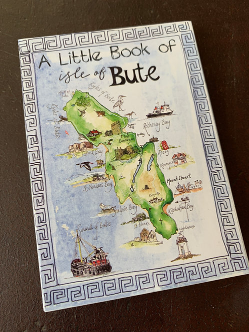 Mini Book of Bute