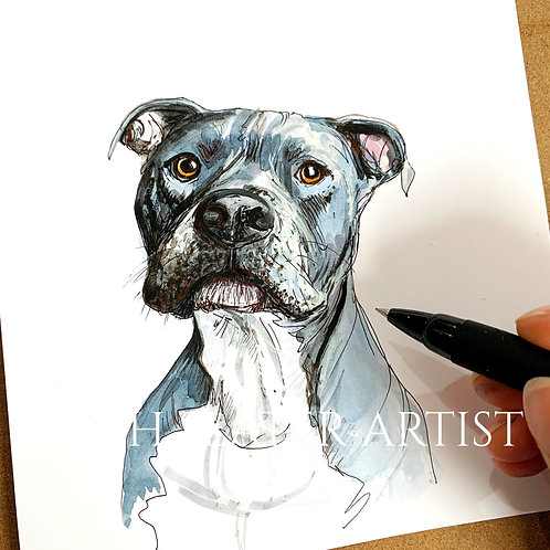 Staffordshire Bull Terrier Original