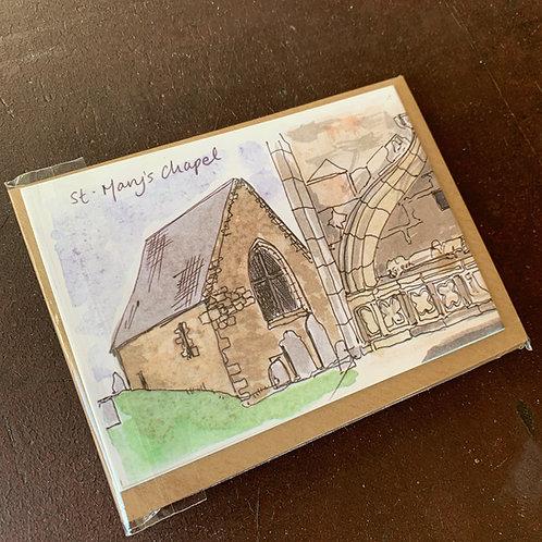 St. Mary's Chapel Notelets