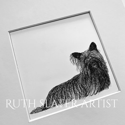 Skye Terrier (long) Original