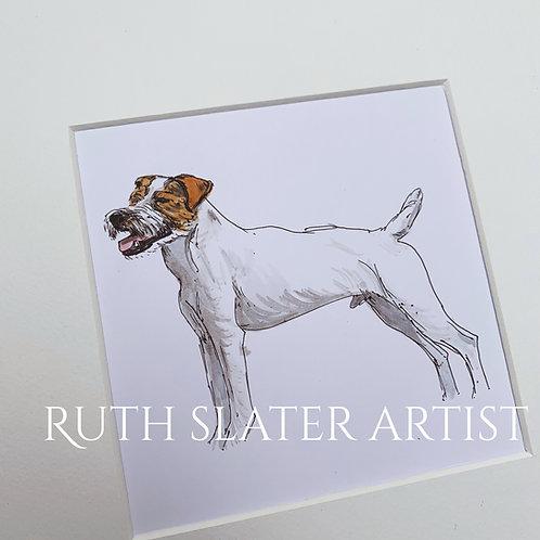 Parson Russell Terrier Original
