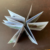 Folded book of Bute