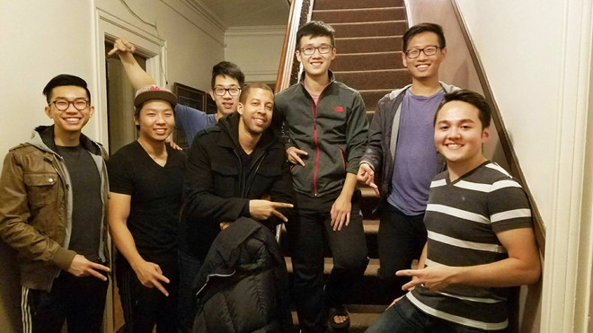 Alumni Visit: Half-Pint