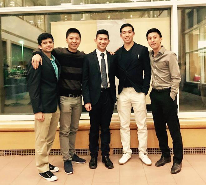 Featuring:Daniel Huynh