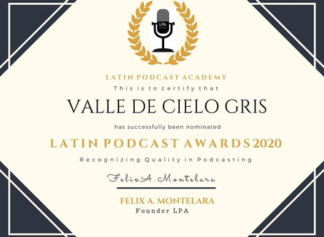 Latin Podcast Awards 2020