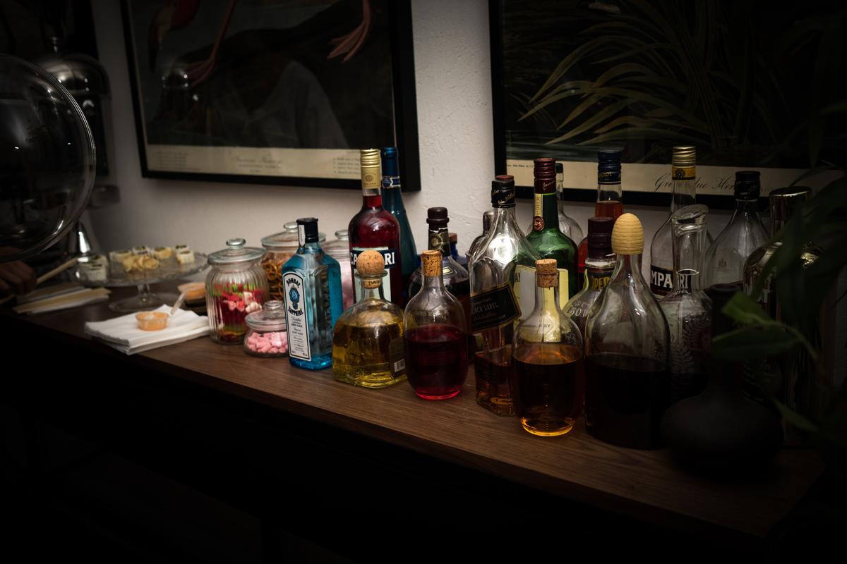 בר אלכוהול איכותי בלופט