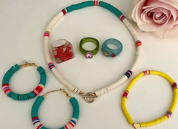 Summer Vibes Bundle -Turquoise