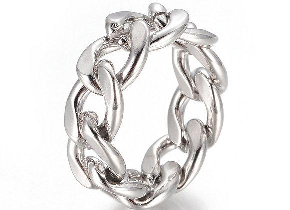 Silver Bondi Ring