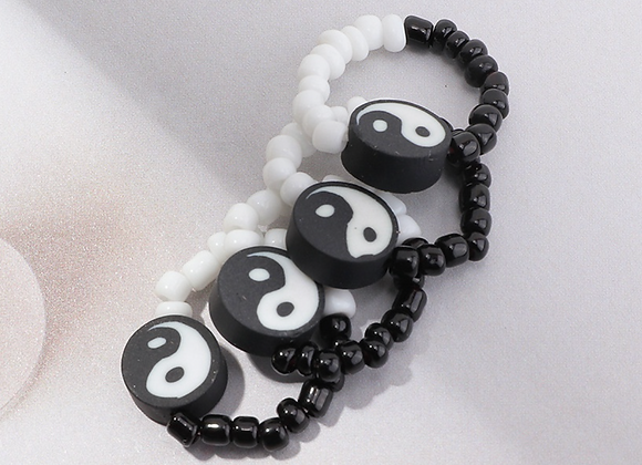 Ying & Yang Ring