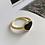 Thumbnail: Black Heart Vintage Ring