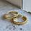 Thumbnail: Adjustable Glow Up Band Ring