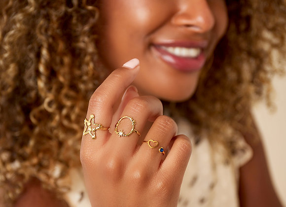 Ajustable Marie Ring