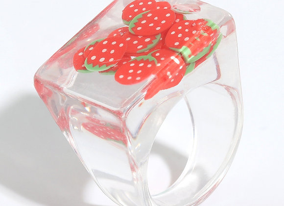 Funky Berry Ring