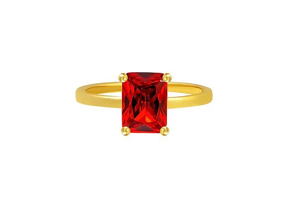 Ruby Heirloom Ring