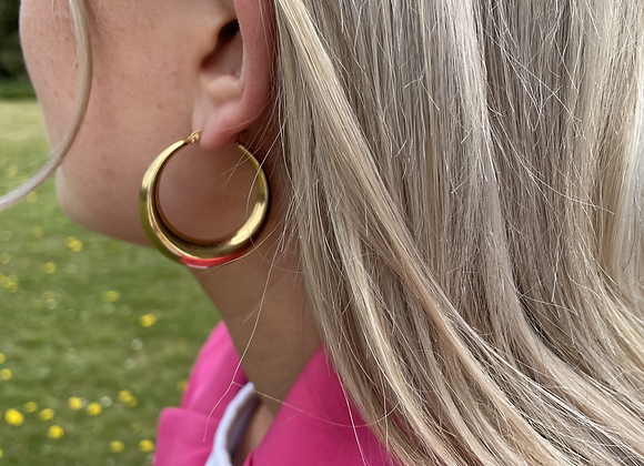 Large Arch Hoops