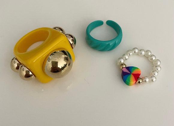 Aperol Ring Bundle
