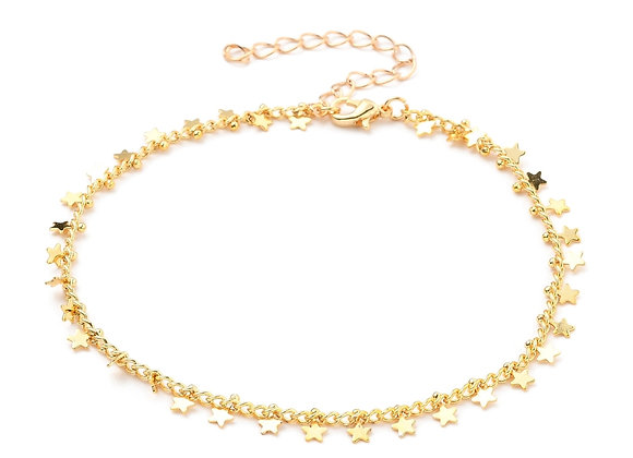 A Star is Born Anklet