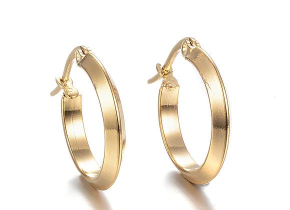 Jenny Hoop Earrings