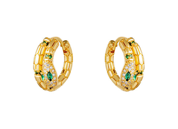 Anaconda Earrings