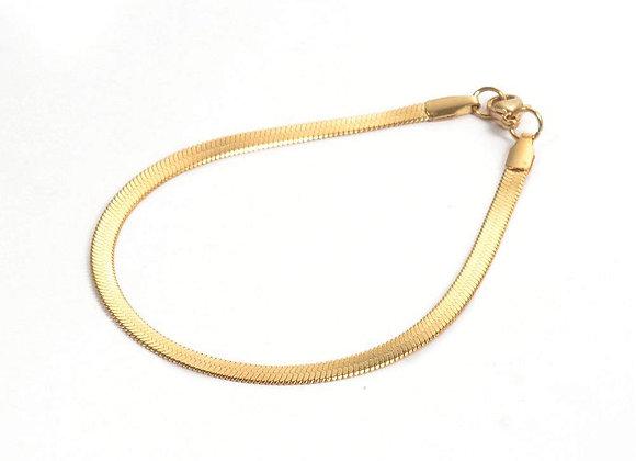 Lana Herringbone Bracelet