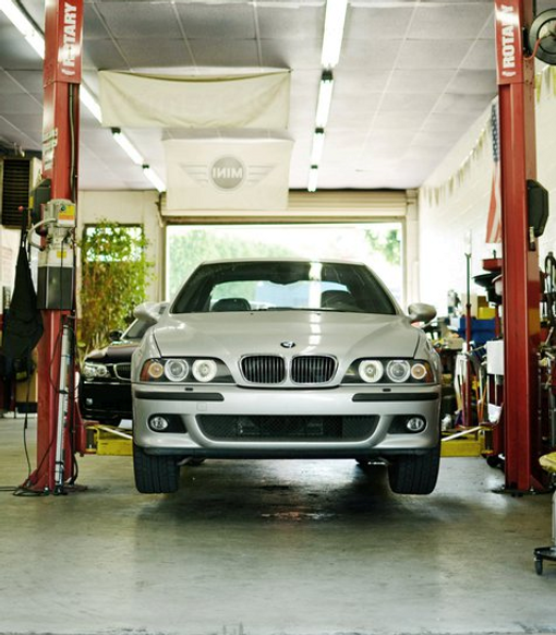 BMW E39 5 series 525, 528, 530, 540, M5, BMW racing