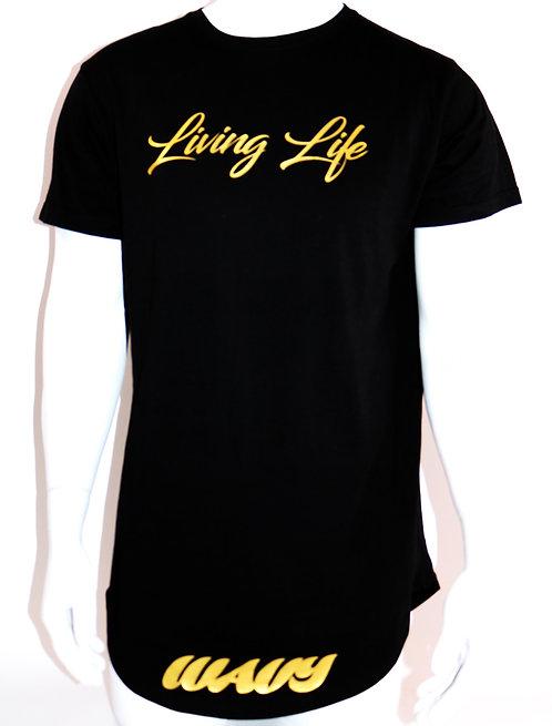 Scoop Bottom Short Sleeve Shirt