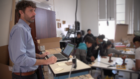FabLearn, Stanford University