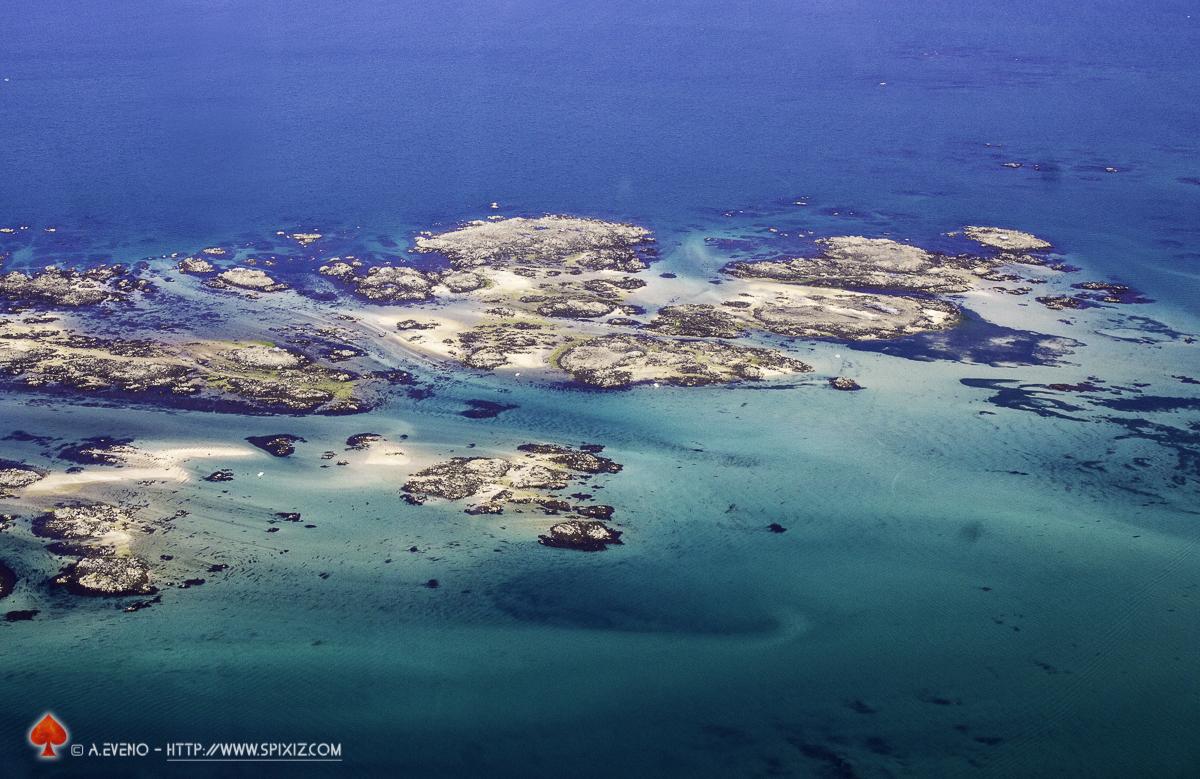 Photo aérienne côtes d'Armor