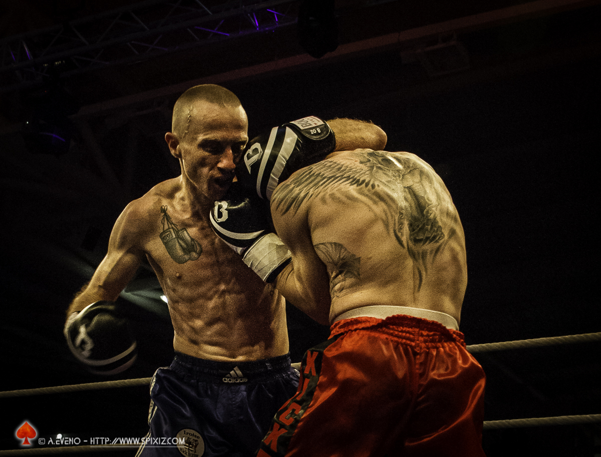Championnat d'Europe Kick Boxing