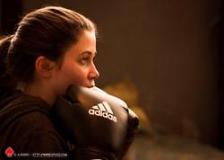 boxe féminine