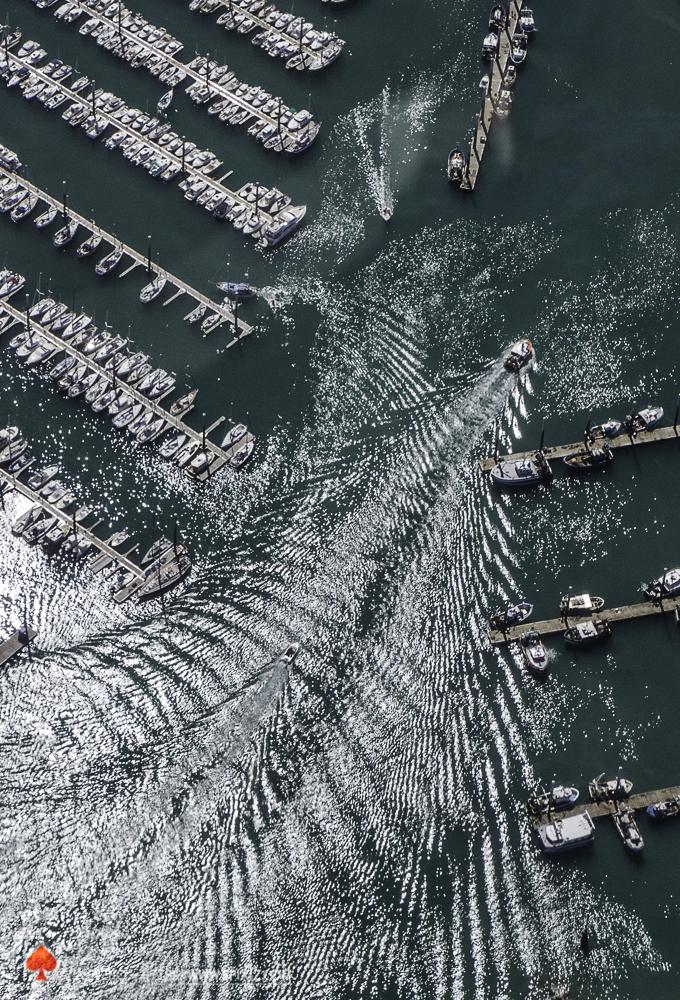 Photo aérienne côtes d'Armor Saint-Q