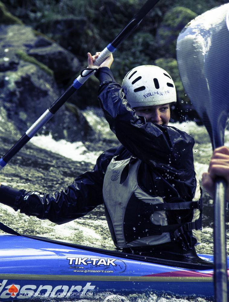 Championnat de kayak Saint-Brieuc