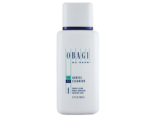 Obagi Nu-Derm Gentle Cleanser, Step #1,  6.7 fl oz