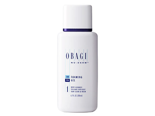 Obagi Nu Derm Foaming Gel, Step #1, 6.7 fl