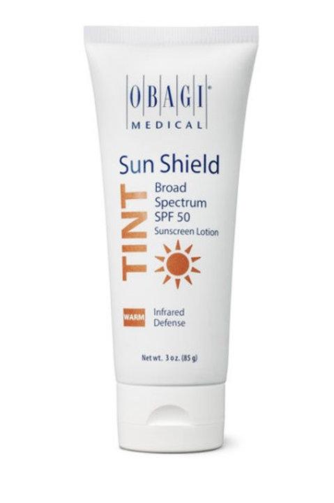 Sun Shield Tint, Broad Spectrum - SPF 50: Shade WARM