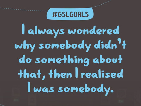 GSL Global Goals Competition