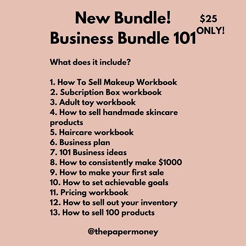 Business Bundle 101