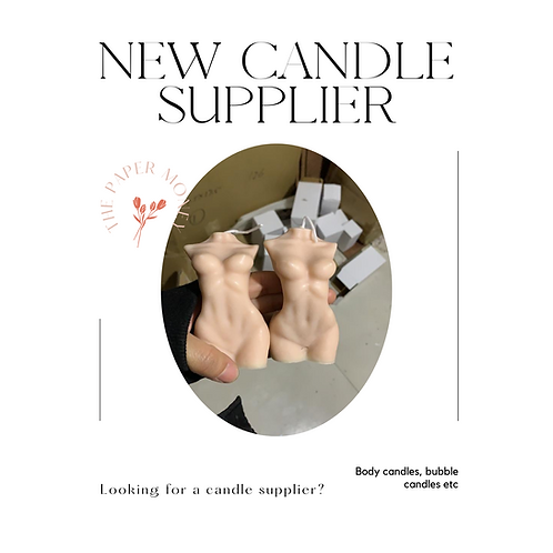 Body Candle Factory Contact