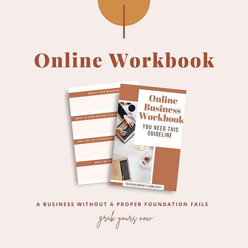 Online Business Workbook-NEW