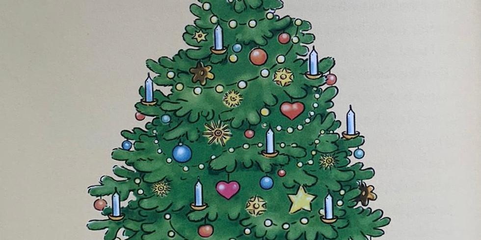 Weihnachts- Schließzeit 21