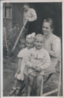 Grandma Turek Lydia and Taddy Mystery ma