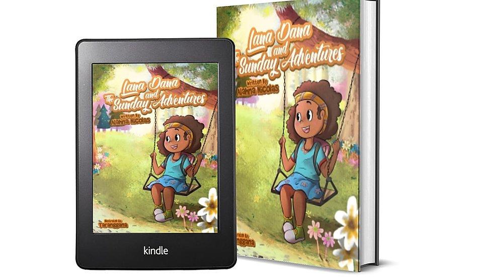 Lana Dana Book