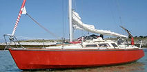 ecole de croisiere voile la rochelle ile de re stage de voile avec laurent camus moniteur de voile skipper
