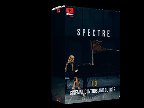 SPECTRE - Cinematic Intros&Outros Collection 5