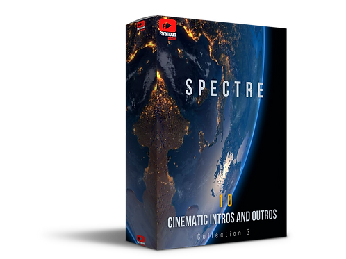 SPECTRE - Cinematic Intros&Outros Collection 3