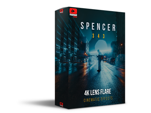 SPENCER Cinematic Lens Flares