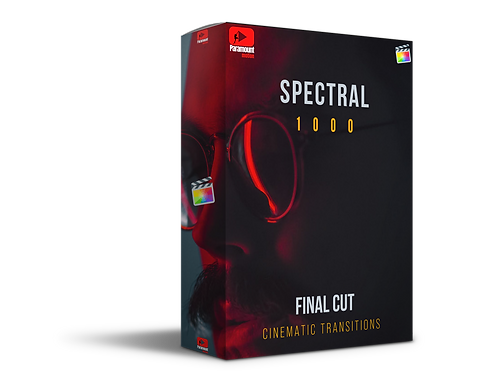 SPECTRAL Cinematic Transitions