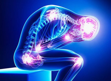 Turn your back on chronic pain by facing your feelings: Part 1
