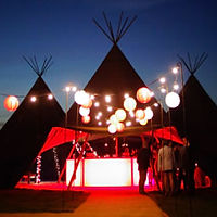 Ash Francis Music - Tipi Party