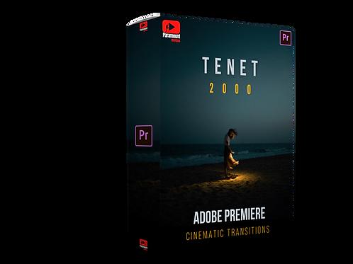 TENET Adobe Premiere Transitions